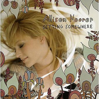 Allison Moorer - Getting Somewhere [CD] USA import
