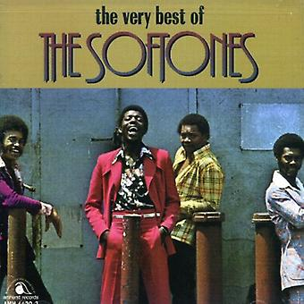 Softones - Very Best of Softones [CD] USA import