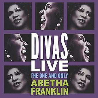 Aretha Franklin - importation USA Divas Live [CD]