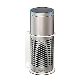 Vebos wall mount Amazon Echo Plus white