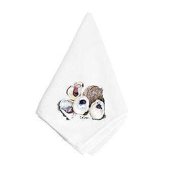 Carolines Treasures  8747NAP Cluster of Oysters Napkin