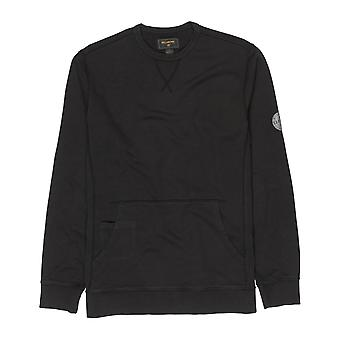 Billabong Wave gewassen bemanning Sweatshirt in zwart