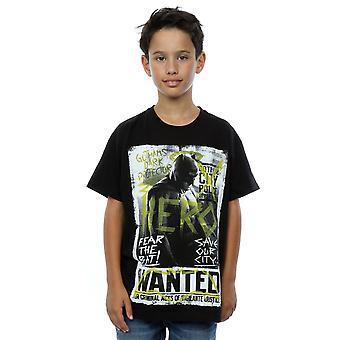 DC Comics jongens Batman v Superman Gezocht Poster T-Shirt