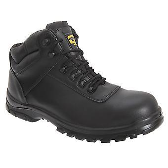 Grafters Mens totalmente compostos não-metálicos de segurança alpinista tipo botas