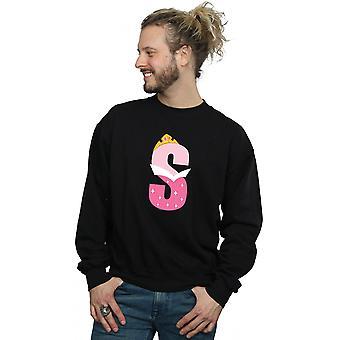 Disney mænds alfabet S er For sovende skønhed Sweatshirt