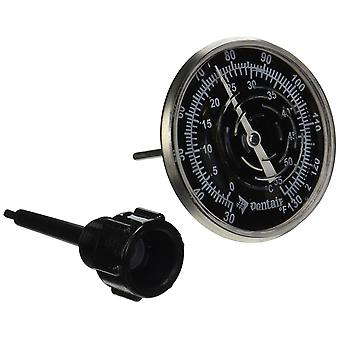 Pentair SL1DW 30/130-graders Fahrenheit indbygget termometer m / Nylon godt