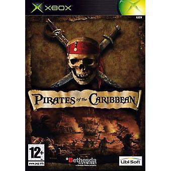 Piratas do Caribe (Xbox) - Novo
