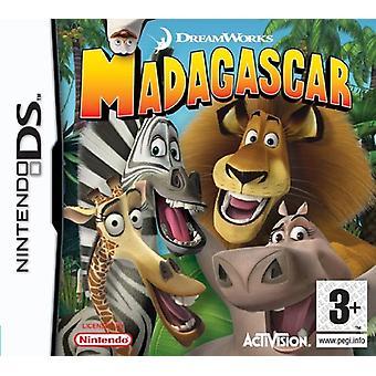 Madagaskar (Nintendo DS)-New