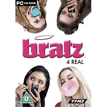 Bratz 4 Real (PC CD) - Uusi