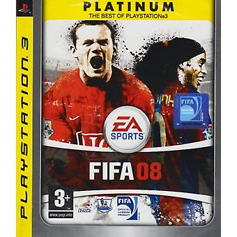 Fifa 08 Platinum (PS3) - Uusi