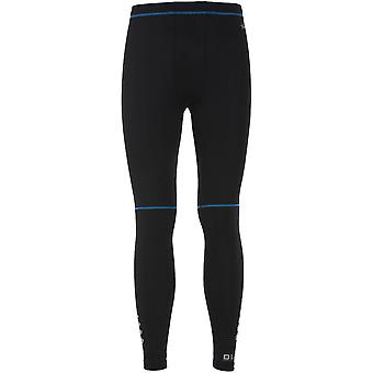 Trespass Mens Brute Wicking Quick Dry Compression Baselayer Trousers