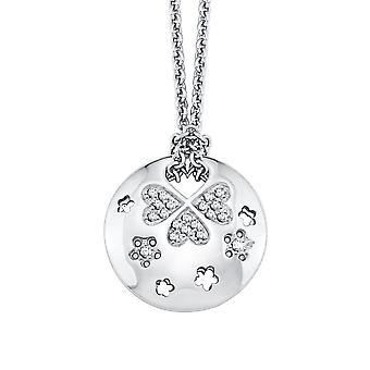 colar de corrente s.Oliver joia Senhoras prata Zyrkonia SO768/1 - 403658