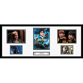 Harry Potter filosofen Stone Regisseer Collector Print
