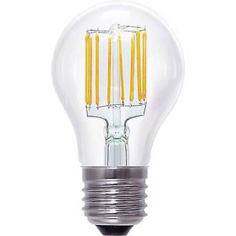 Segula 50337 LED (monochrome) EEC A++ (A++ - E) E27 Arbitrary 8 W = 55 W Warm white (Ø x L) 60 mm x 105 mm Filament, dimmable 1 pc(s)