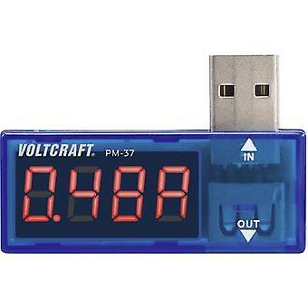 VOLTCRAFT PM-37 Handheld multimeter Digital CAT I Display (counts): 999