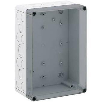 Spelsberg TK PC 2518-11-TM Support d'ajustement 180 x 254 x 111 Polycarbonate (PC) Gris clair 1 pc(s)