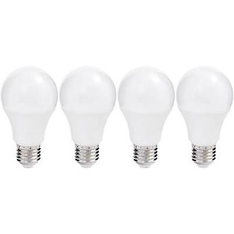 Müller-Licht LED (monochrome) EEC A+ (A++ - E) E27 Arbitrary 10 W = 60 W Warm white (Ø x L) 60 mm x 109 mm 4 pc(s)