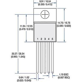IXYS IXDN609CI PMIC - grinddrivrutiner Icke-inverterande Låg sida TILL 220 5