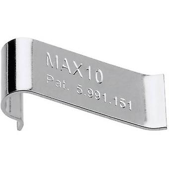 Aavid Thermalloy Transistor bracket MAX10G Suitable for: TO 220, MAX-220