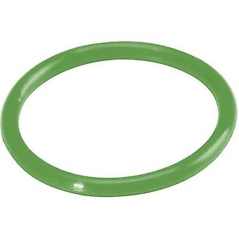 Hicon HI-UC-GN ID ring Green 10 pc(s)