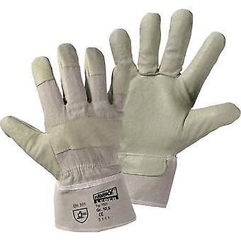 L+D worky 88 PAWA 1551 Full-grain hogskin Protective glove Size (gloves): 10.5, XL EN 388 CAT II 1 Pair
