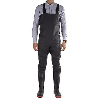 Amblers Safety Mens Danube Chest Safety Steel Toe Waders