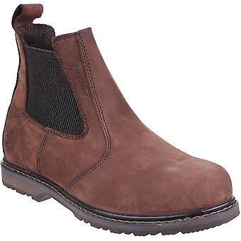 Amblers seguridad Mens AS148 impermeable Sperrin distribuidor botas