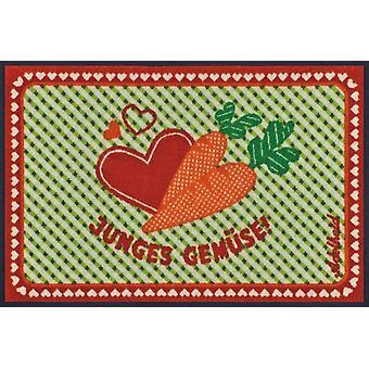 laver + sécher légumes jeunes treillis Adelaide 50 x 75 cm