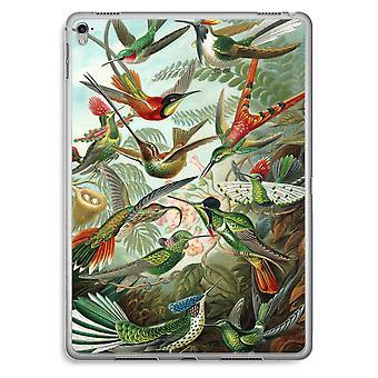 iPad Pro 9,7 tommers gjennomsiktig sak (myk) - Haeckel Trochilidae
