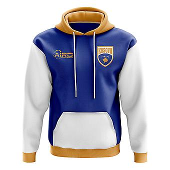 Kosovo Concept Country Football Hoody (Blue)