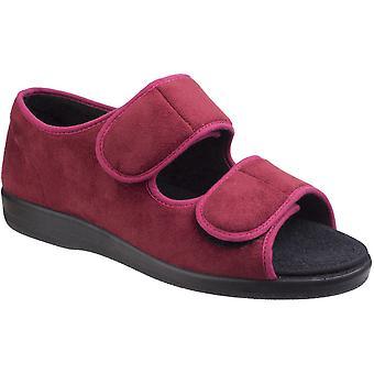 GBS Med Mens & Womens Brompton Adjustable Comfy Slippers