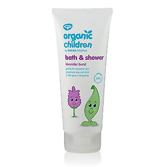 Green People, Childs Bath & Shower Lavender, 200ml
