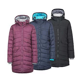 Las señoras de traspaso acogedoras chaqueta acolchada