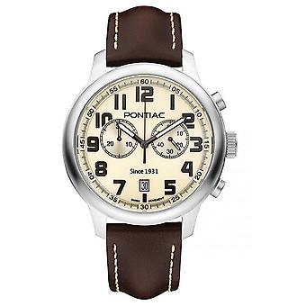 Pontiac Herrenuhr Liverpool chronograph P40012