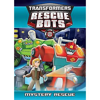 Transformatoren Rescue Bots: Mystery Rescue [DVD] USA importeren