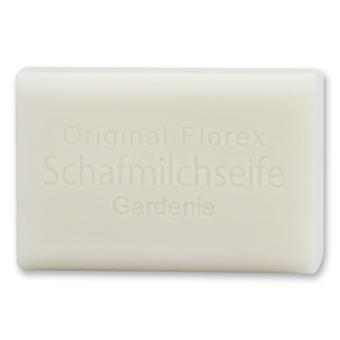 Florex sheep milk SOAP - gardenia - gentle cleansing and luxurious fragrance 100 g
