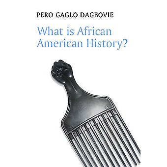 What is African American History? by Pero Gaglo Dagbovie - 9780745660