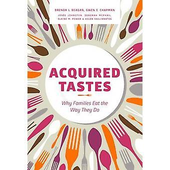 Förvärvad smak - varför familjer äta det sättet de av Brenda L. började