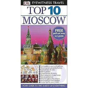 DK Eyewitness Top 10 Travel Guide - Mosca dalla DK - 9781409326694 libro