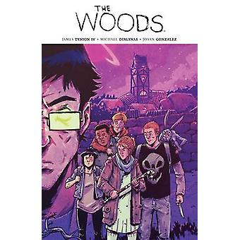 I skogen - Vol. 3 av James Tynion - Michael Dialynas - 9781608867738