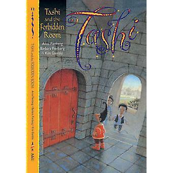 Tashi ja kielletty huone - kirja 12 Anna Fienberg - Barbara Fienb