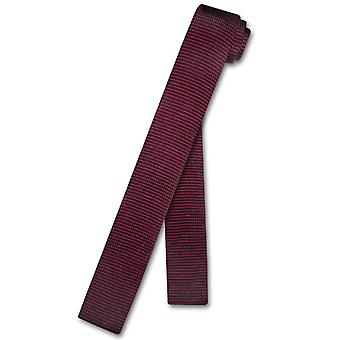 Antonio Ricci KNITTED Neck Tie & Design Men's Knit NeckTie