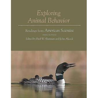 Badanie zachowań zwierząt - odczyty z amerykański naukowiec (6 Revi
