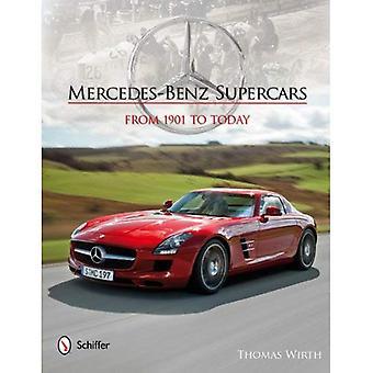 Mercedes-Benz Supercars