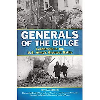 Generalerna Ardenneroffensiven: ledarskap i den amerikanska arméns största slaget