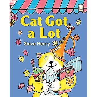 Gatto ha ottenuto un sacco (I Like to Read)