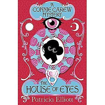 Les mystères de Connie Carew: 01: la maison des yeux