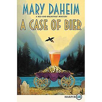 Ett fall av Bier [stora Print] (Bed And Breakfast mysterier)