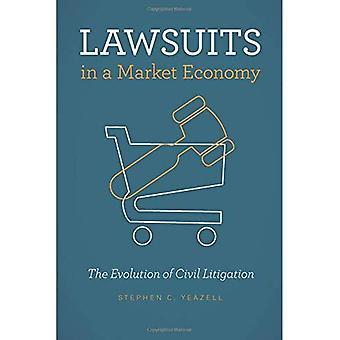 Sprawy sądowe w gospodarce rynkowej: Ewolucja postępowania cywilnego przed sądem