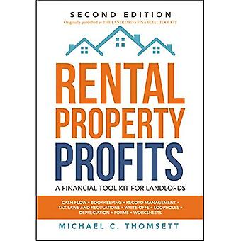 Rental-Property Profits: A Financial Tool Kit for Landlords (Agency/Distributed)